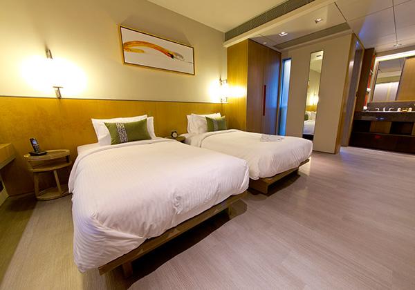 88尊貴雙床房