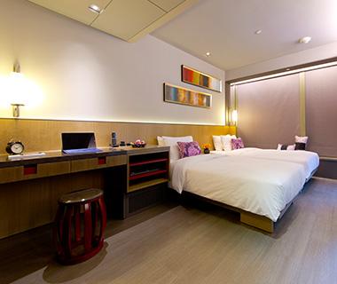 88 高級雙床房